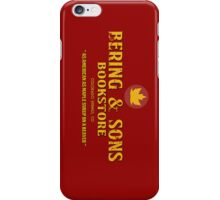 Bering & Sons iPhone Case/Skin