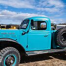 Dodge Power Wagon by Deborah McGrath