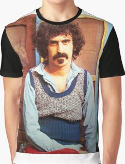 Zappa Graphic T-Shirt