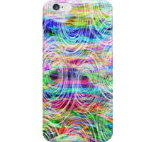 """""""Modern VGogh"""" Abstract Art by Mark Compton iPhone Case/Skin"""