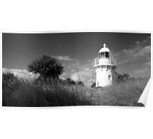 Fingal Lighthouse Poster