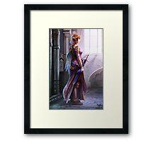 The Princess Framed Print
