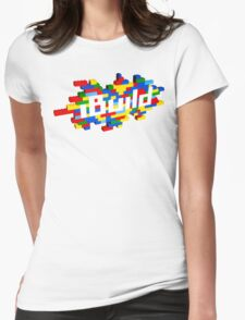 iBuild Womens Fitted T-Shirt
