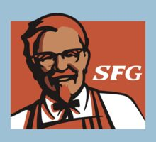 SF Giant Col. Sanders Kids Clothes