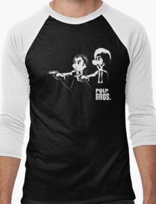 Pulp Bros. Men's Baseball ¾ T-Shirt