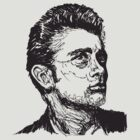 Icon: James Dean by BDalke