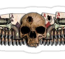 Dead Aces Sticker