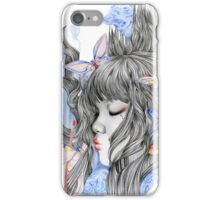 The Butterflies Are Leaving Now iPhone Case/Skin