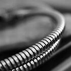 Metallic Cord  by Jessica Britton