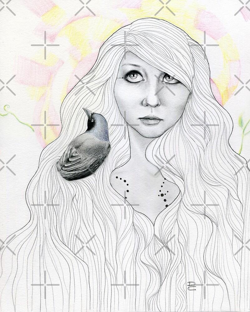 She Rises With The Dawn by Damara Carpenter