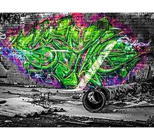 Street Art - Graffiti 2015 Photographic Print