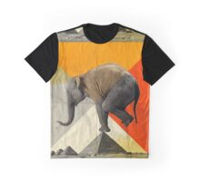 Balance of the Pyramids Graphic T-Shirt