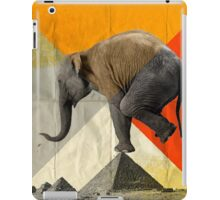 Balance of the Pyramids iPad Case/Skin