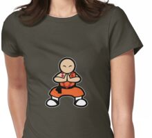 MiniFu: Shaolin Womens Fitted T-Shirt