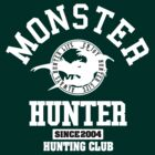 Monster Hunter Hunting Club by keicker