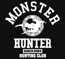 Monster Hunter Hunting Club Kids Clothes