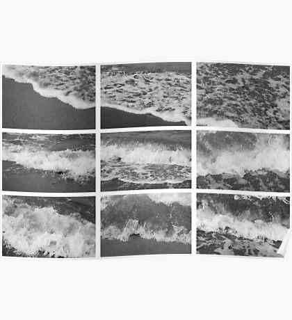 waves variation Poster