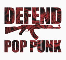 Defend Pop-Punk by alexmorgue