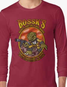 Bounty Hunting and Bail Bonds Long Sleeve T-Shirt