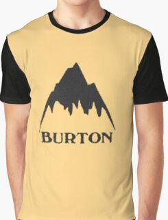 Vintage burton logo Graphic T-Shirt