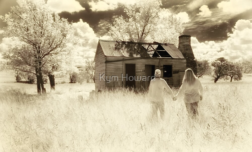 Hand in Hand by Kym Howard