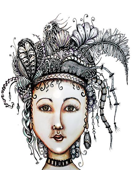 Diadem  by Jenny Wood