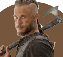 Ragnar Sticker