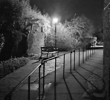 Bench-light by Matthew Floyd