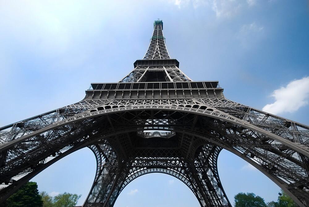 Eiffel Tower - Paris by sallyrose1
