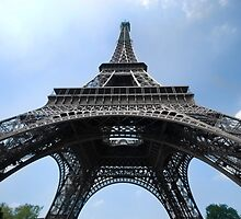 Eiffel Tower - Paris by sallyrose1