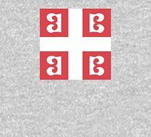 Serbian Cross Unisex T-Shirt