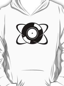 Record Atom - DJ T-Shirt