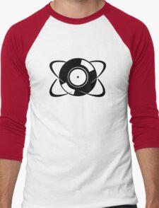 Record Atom - DJ Men's Baseball ¾ T-Shirt