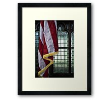 Far From Home Framed Print