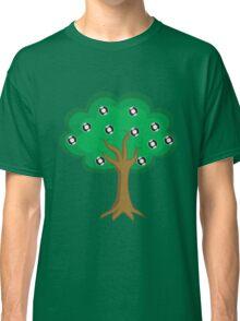 Record Tree - Vinyl DJ Classic T-Shirt