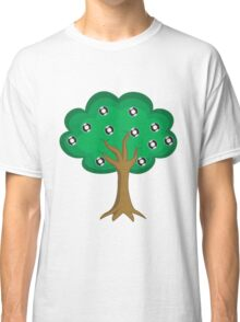 Record Tree - Vinyl DJ Classic T-Shirt