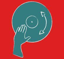 How To Scratch - DJ Kids Tee