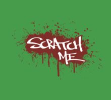Scratch Me One Piece - Short Sleeve
