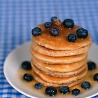 Blueberry Pancakes!  by sallyrose1