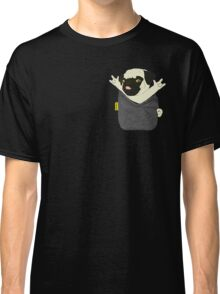 Pug Rock Pock Classic T-Shirt
