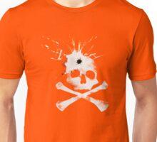 Skull Bullet DJ Unisex T-Shirt