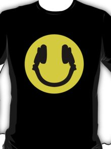 Smile DJ T-Shirt