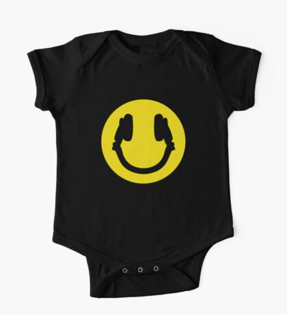 Smile DJ One Piece - Short Sleeve