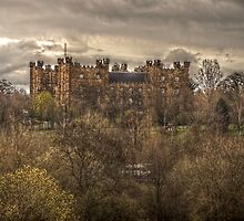 Lumley Castle by Andrew Pounder