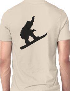 freestyle Skateboard Unisex T-Shirt