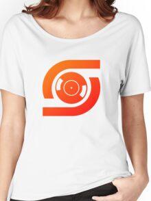 Spin Vinyl Women's Relaxed Fit T-Shirt