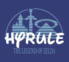 Hyrule. by Tanner Johnston