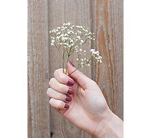 Flower.  Photographic Print