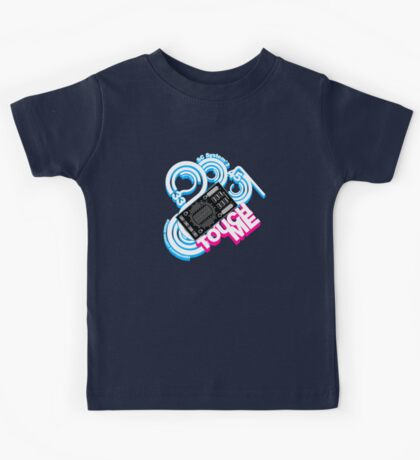 Official Stanton Touch Me Mixer Kids Tee