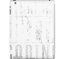 Straight Outta Coding iPad Case/Skin